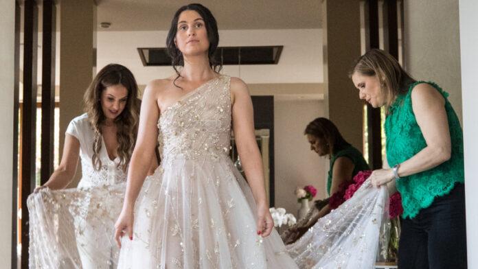 Custom Wedding Dress Brisbane